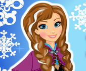 Anna Frozen Frisuren
