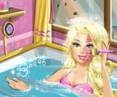 Barbie Ball Spa Ritual