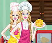 Barbie Chef Prinzessin