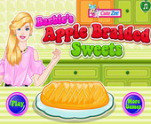 Barbies Apple Braided Sweets