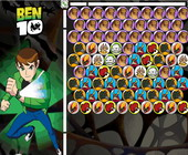 Ben 10 Bubble Shooter