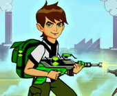 Ben 10 Ultimate Aliens Kill Zone
