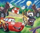 Cars Mcqueen Sort My Tiles