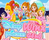 Disney Prinses Winx Club