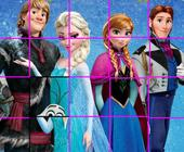Frozen Winter Puzzles