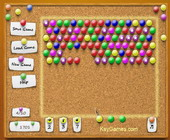 Pinboard Bubble Shooter