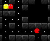 Roter Pacman