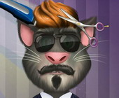 Talking Tom Friseursalon