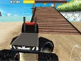 Monstertruck- Rennen 3D
